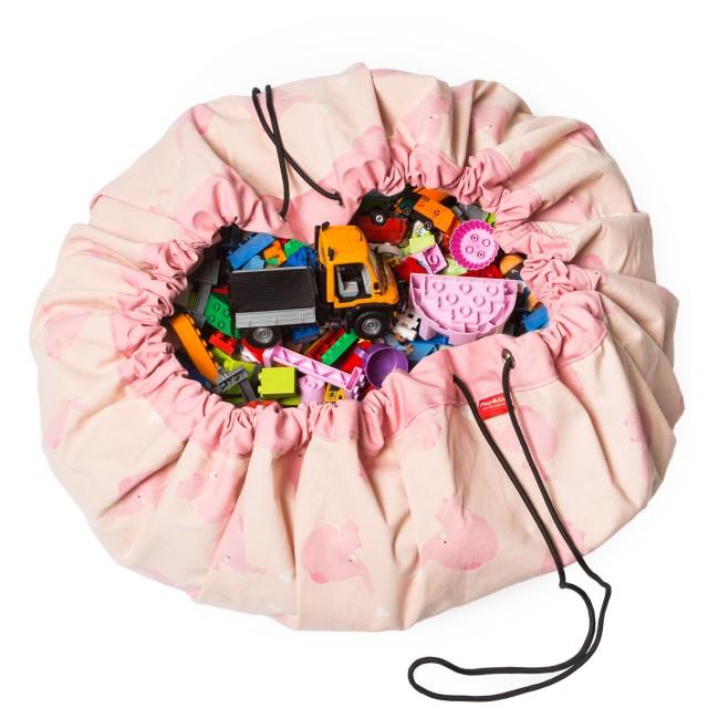 Τσάντα Αποθήκευσης - Pink Elephant