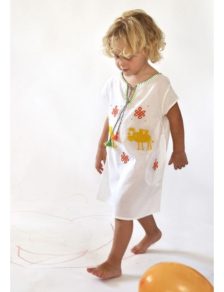 Φόρεμα Puusuu - Οργανικό Βαμβάκι